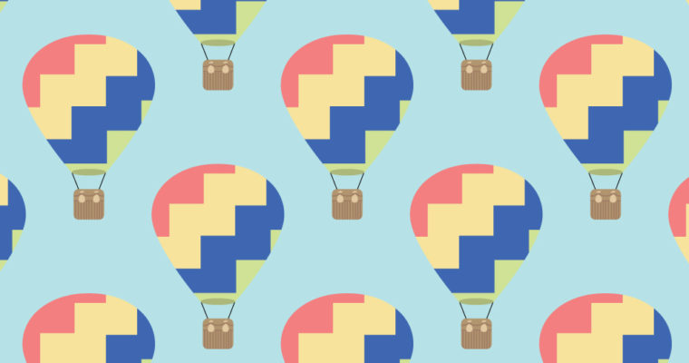 Design Challenge #6: Design a pattern about something on your bucket list