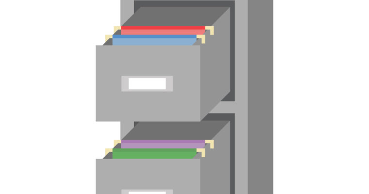 File Cabinet: Free Graphic