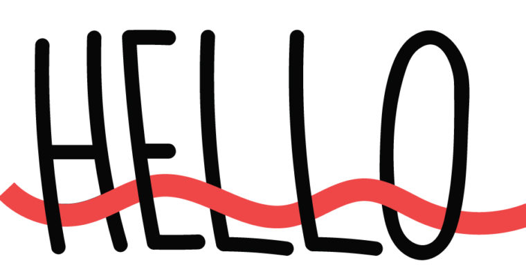 How to Weave a Ribbon Through Letters in Adobe Illustrator