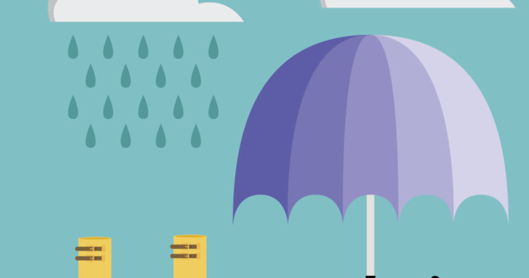 Free Vector Graphics: Rainy Days