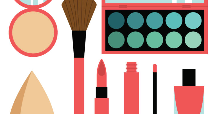 Free Vector Graphics: Makeup