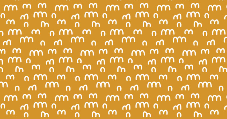 Free Vector Pattern: Golden Arches